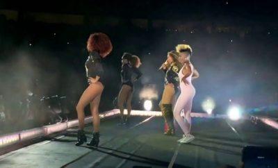 Beyoncé si k sebe zavolala dve fanúšičky. Keď uvidíte, čo predviedli na pódiu, tak stratíte reč!